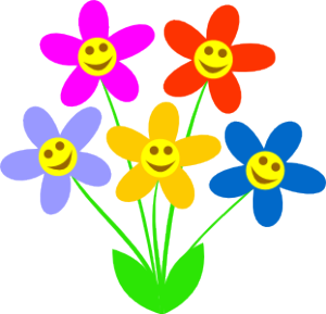 Free spring clipart flowers03 germantown public library mightylinksfo