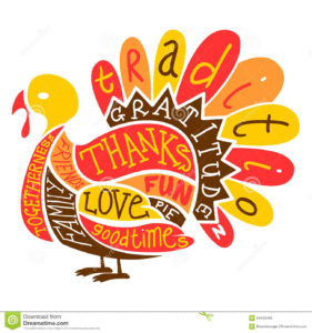 an-illustration-of-a-thanksgiving-turkey-made-up-from-words-often-yhtr79-clipart